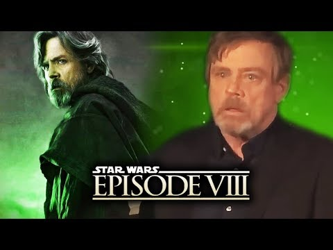 Mark Hamill Didn't Know The Last Jedi's Ending? SPOILERS  Star Wars Theory Revealed & Explained!