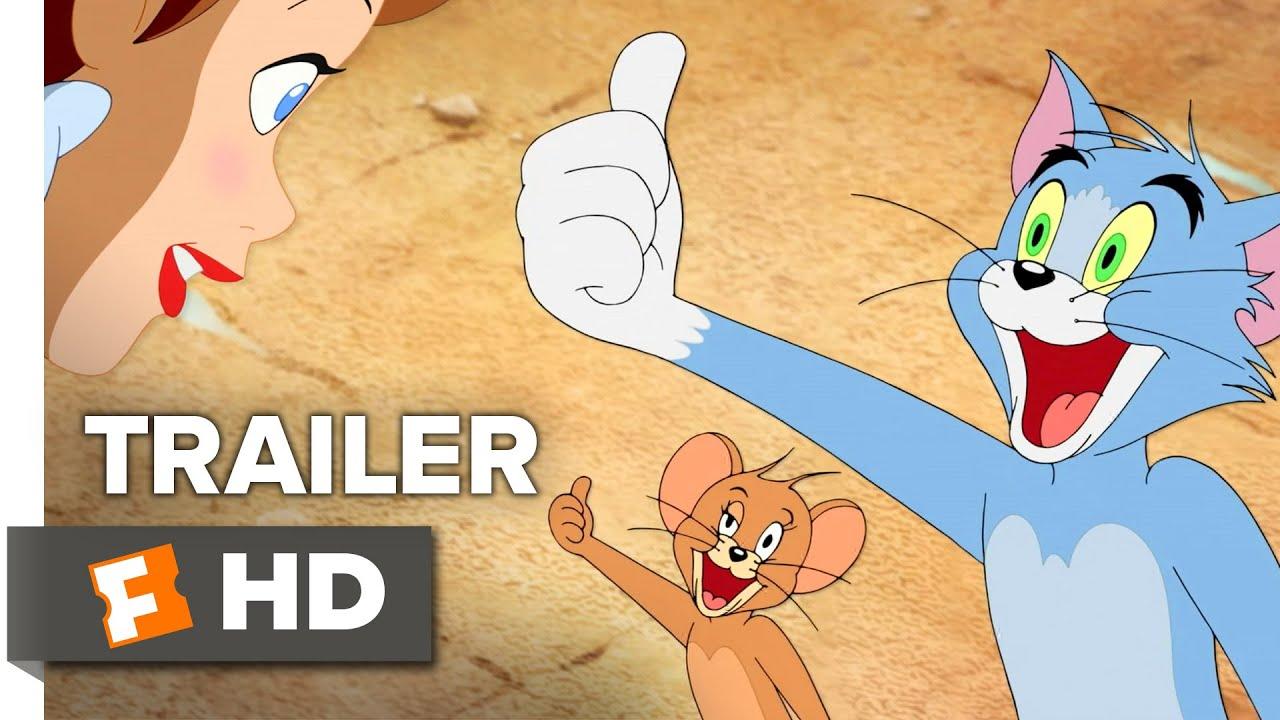 Tom Jerry: Back To Oz