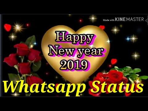 Happy new year 2019 whatsapp status.