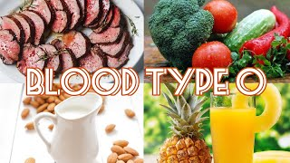 The Blood Type Diet is based on the premise you can improve your health with a diet similar to that of your ancient ancestors. According to Peter J. D'Adamo, the ...