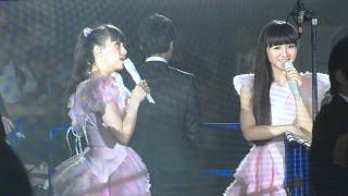 Perfume 5th Tour 2014「ぐるんぐるん」DVD and BLURAY Encore part 2! Includes Races between Achan, Kashiyuka and Nocchi.