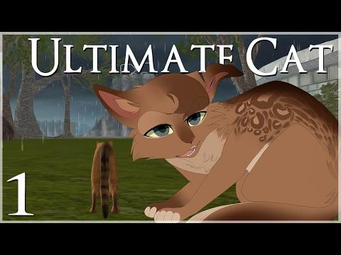 Stray Cat in the Big City!! • Ultimate Cat Simulator - Episode #1