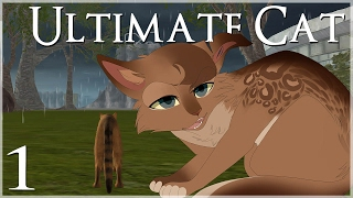 Stray Cat in the Big City!! • Ultimate Cat Simulator - Episode #1