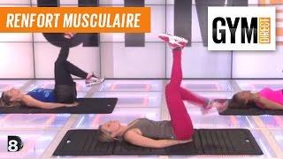Abdos Fessiers, Cuisse - Renforcement musculaire 93
