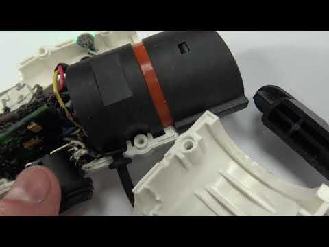 Гаражная зарядка в ручке - кабель Nissan Leaf в ремонте