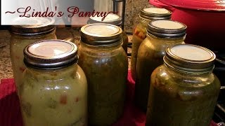 ~Home Canning Split Pea Soup With Linda