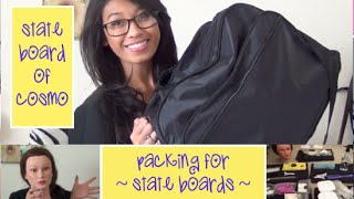 What's in my State Board Practical Bag?