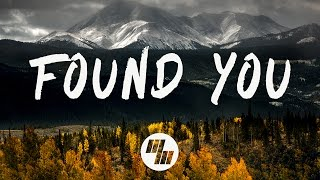 Kasbo - Found You (Lyrics / Lyric Video) feat. Chelsea Cutler