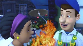 Fireman Sam 🌟Firework Show BBQ! 🔥New Episodes 🔥 Kids Cartoons