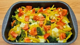 Delicious and Healthy Food! A Quick Recipe for Vegetables That Are Tastier Than Meat # 138🔝❗❗