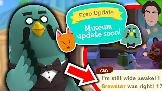 Museum Update LEAKED for Animal Crossing New Horizons!