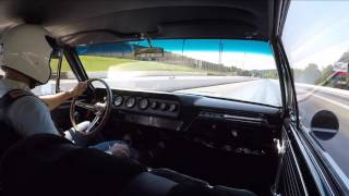 1965 Pontiac GTO Drag Race Musclepalooza 2016 New York
