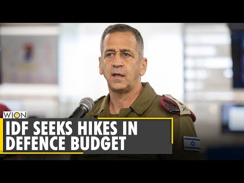 IDF seeks hikes in defence budget to attack Iran's nuclear program | Israel Defence Forces | WION