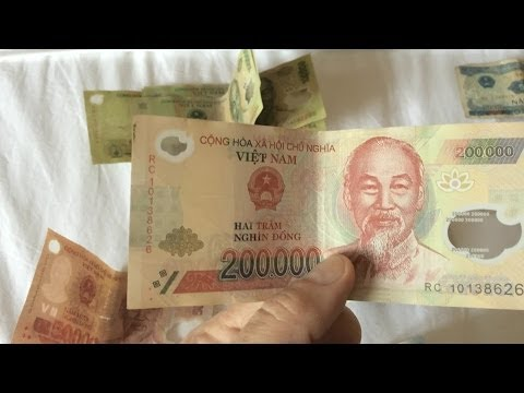Vietnam: Look At My Dong! Vietnamese Currency