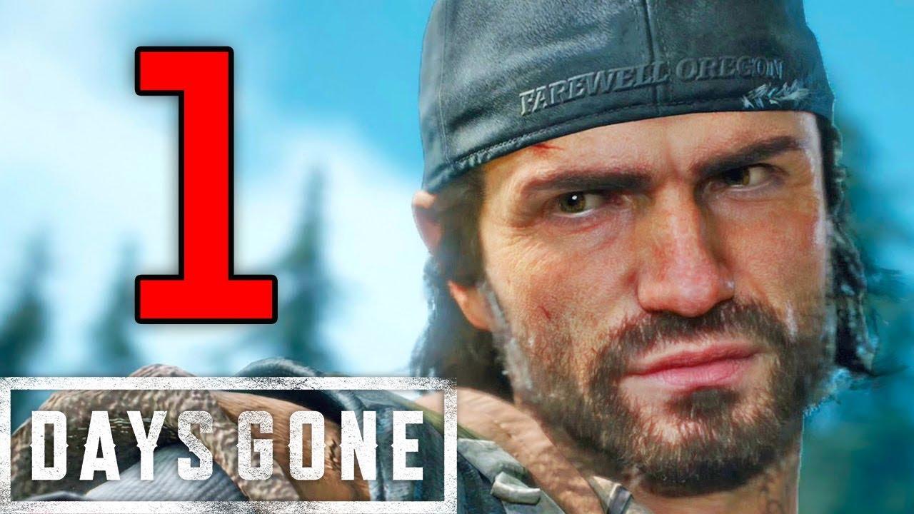 DAYS GONE [Walkthrough Gameplay ITA HD - PARTE 1] - INIZIO DA LACRIME VIRILI  (Nuova Serie)
