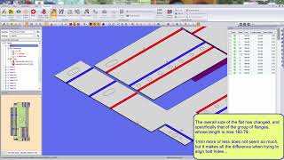 Metalix MBend  The impact of tooling on the flat pattern