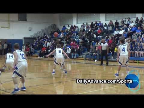 The Daily Advance   2018-2019 Boys Basketball   John A. Holmes at Camden