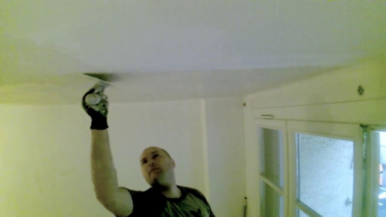 Toile À Enduire Plafond plafond angle arrondi-fiss-net+enduit (1/3)