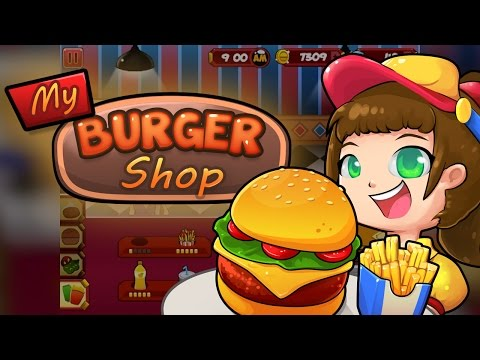 My Burger Shop - Fast Food Game for iPhone and Android