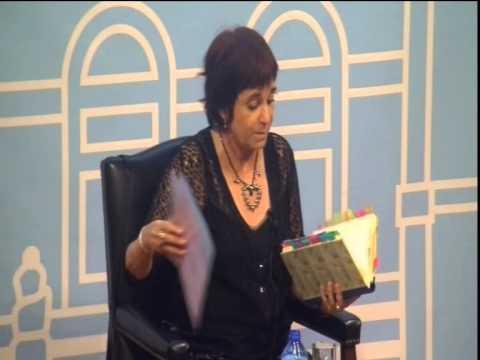 Ciclo Contar un libro con Rosa Montero (1)