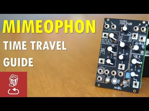 Make Noise Mimeophon //  Review & Time Travel Tutorial