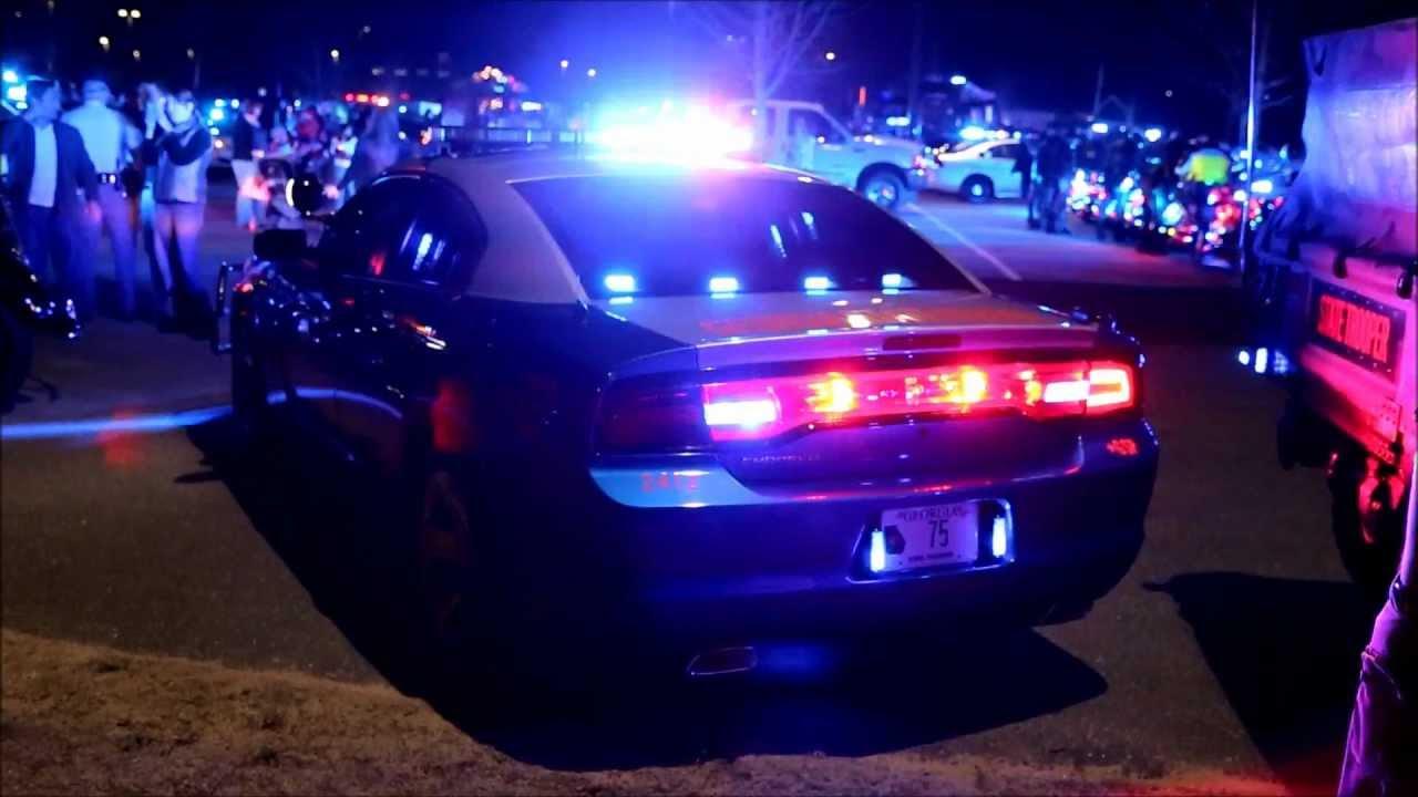 Police Car Lights Wallpaper Night Of Blue Lights 2013 Georgia State Patrol Gsp