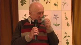 A parlagfű, mint rákgyógyszer? - A bükki Fűvesember előadása Győrben - 2012. november 6.