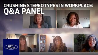 homepage tile video photo for Crushing Stereotypes in the Workplace | Ford