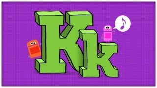 "ABC Song: The Letter K, ""K is Okay With Me"" by StoryBots 