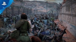 World War Z – Introducing: The Horde | PS4