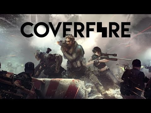 Cover Fire: shooting games First look (Mobile Game Play) Android / iOS