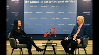 Global Ethics Forum: Extreme Poverty in the United States, with the UN's Philip Alston