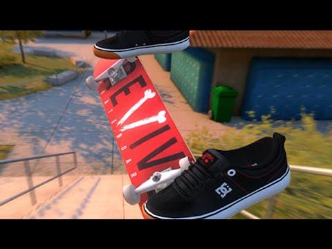 ReVive Skateboards VIDEO GAME!