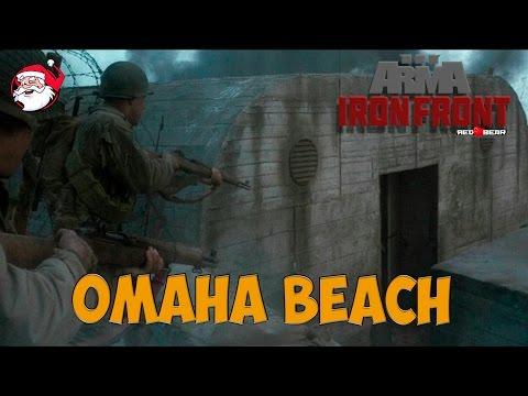 Omaha Beach [Arma 3 Iron Front]