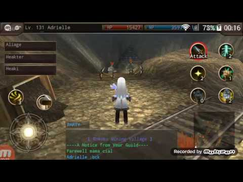 Iruna Online - free smithing, muramasa XD (production)