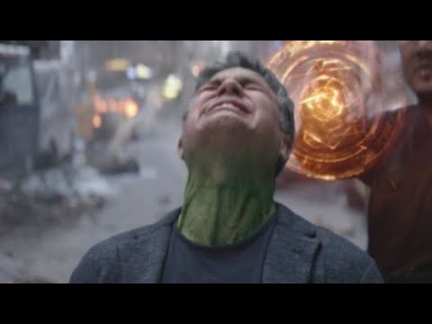 Avengers Infinity War: Bruce Banner cant change into Hulk