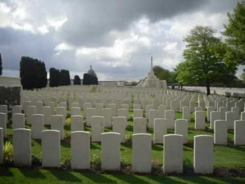 World War One Commonwealth Cemeteries Ypres, Belgium