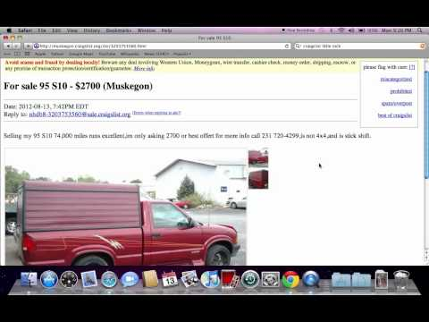 Craigslist Used Cars In Kalamazoo Michigan