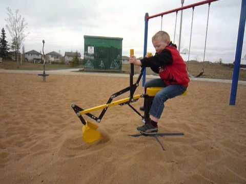 Sandbox Pedal Digger