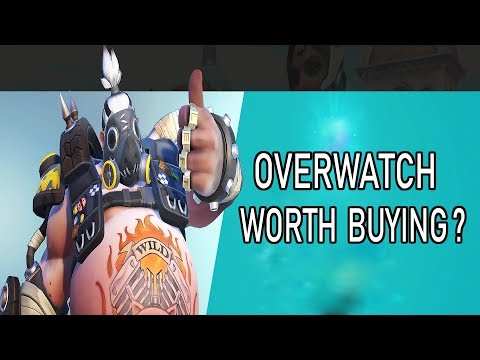 Is Overwatch Worth Buying