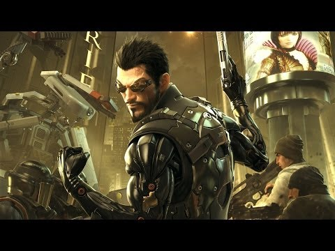 Deus Ex: Human Revolution Soundtrack (Full)