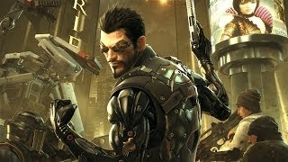 Deus Ex Human Revolution OST Composer Michael McCann 000 Icarus  Main Theme 343 Opening Credits 600 Main Menu 753 First and Last 1109