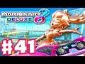 Pink Gold Peach Time Trials, Online Multiplayer - Mario Kart 8 Deluxe - Gameplay Walkthrough Part 41