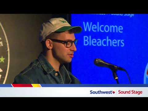 Bleachers LIVE on Radio 105.7's 404 Sessions - Southwest Sou