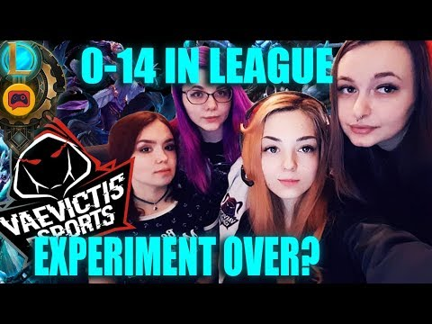 The END of the All-Female Vaevictis Roster for League of Legends thumbnail