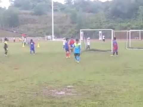 Aag jr v bssa sport school brunei