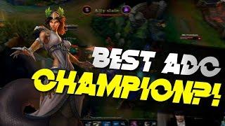 Valkrin - BEST ADC CHAMPION BOTTOM LANE (Cassiopeia)