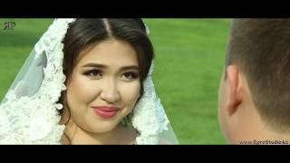 Свадебное видео Абзал и Сымбат.Качественное фото и видео на свадьбу в Алматы