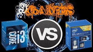 i3-6100 vs i5-4460 | GTX970 OC | 2560 x 1440 | in 9 Games