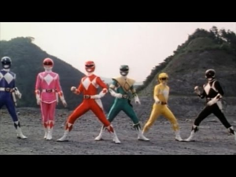 'Mighty Morphin Power Rangers': 9 Iconic Moments from the Original TV Series